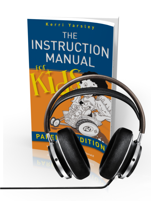 Instruction Manual For Kids Audiobook
